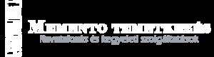 Mammel – Memento Temetkezési Kft. Logo