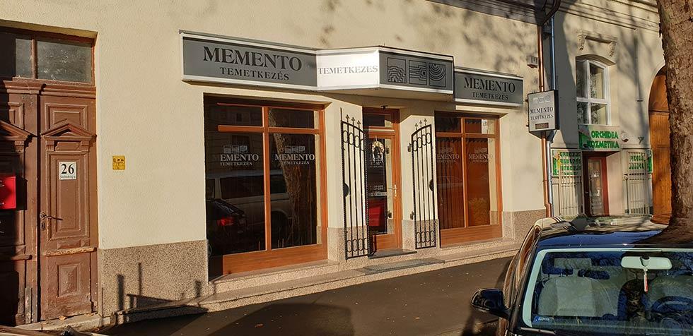 Memento Temetkezési Szolgáltatás Pécs